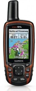 Garmin GPSMAP 64s Navigationshandgerät