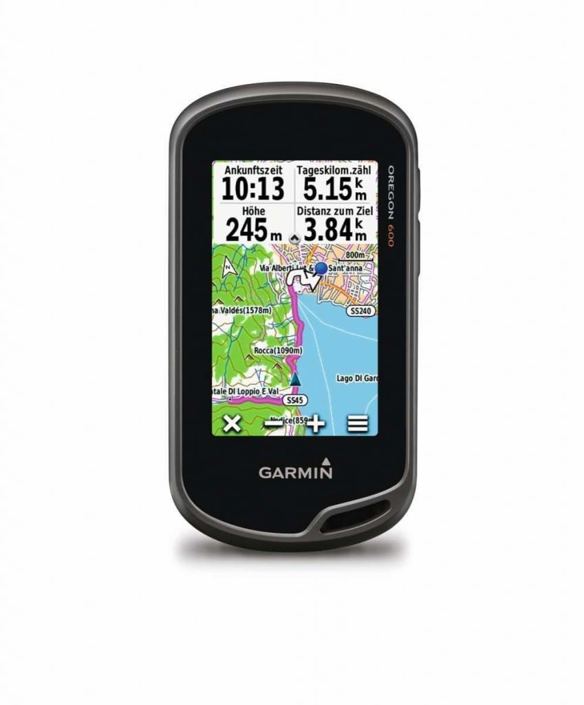 GPS Oregon 600 GPS Gerät