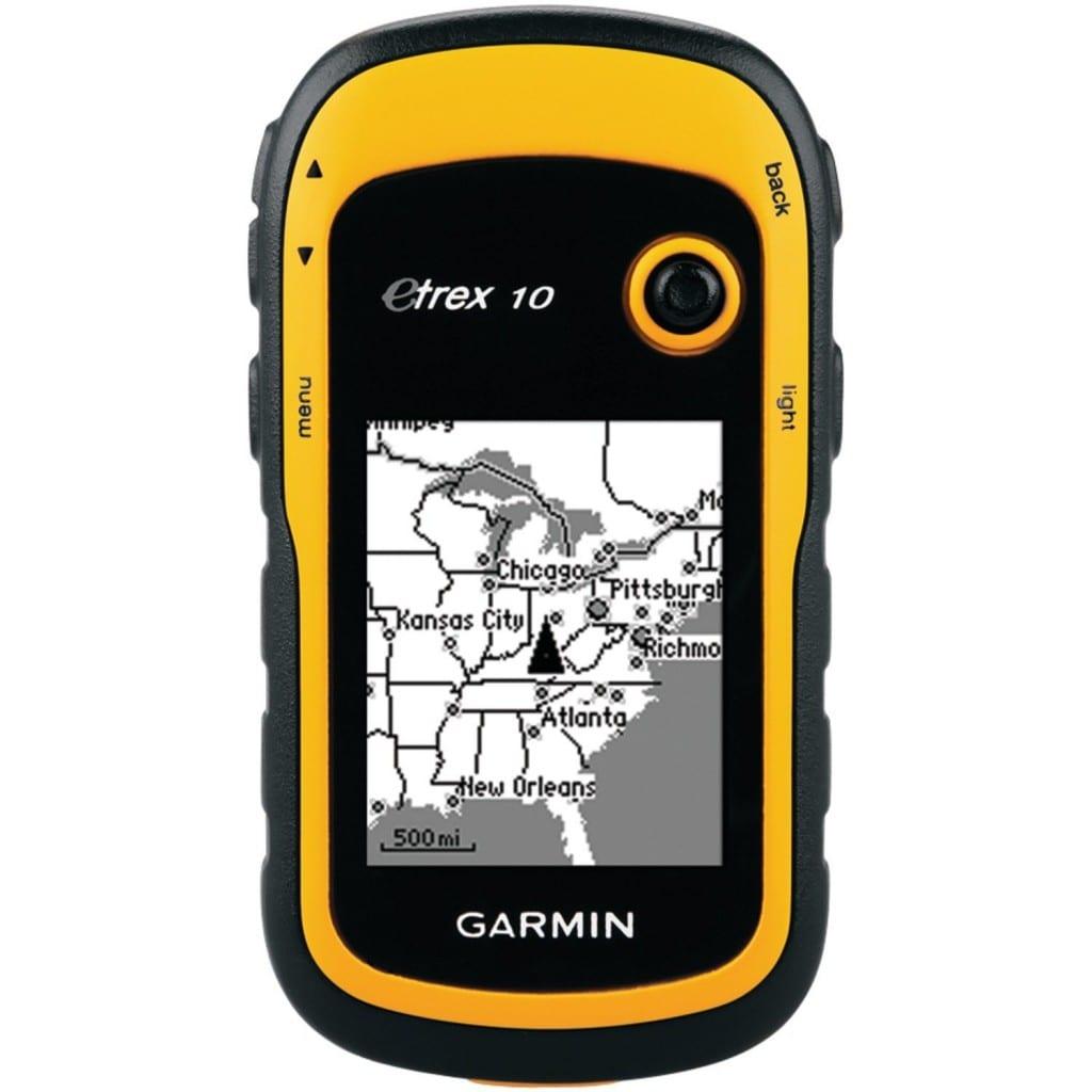 Garmin Etrex 10 Worldwide GPS Gerät