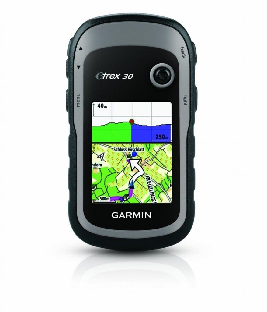 Garmin Etrex 30 Worldwide GPS Gerät