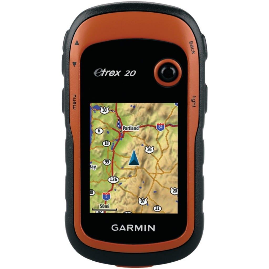 Garmin eTrex 20 GPS Handgerät