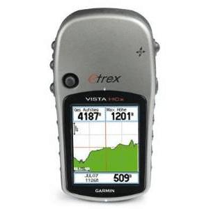 Garmin eTrex Vista HCx GPS-Handgerät